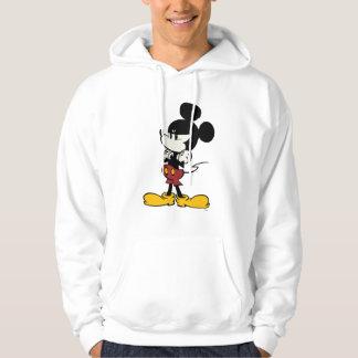 Ningún servicio el | Mickey trastornado Sudadera