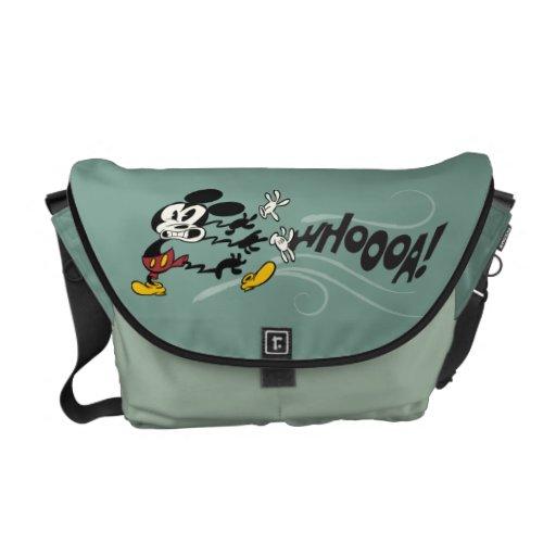 ¡Ningún servicio el   Mickey - Whoooa! Bolsas De Mensajería
