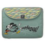 ¡Ningún servicio el   Mickey - Whoooa! Funda Para Macbook Pro