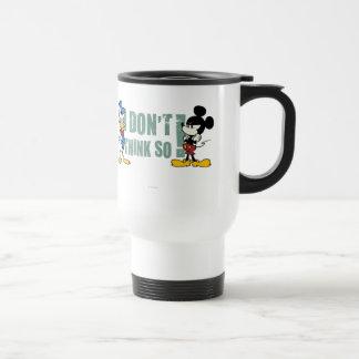 Ningún servicio el | Mickey y Donald Taza De Viaje