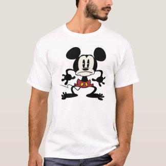 Ningún servicio Mickey alarmado el | Playera