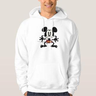 Ningún servicio Mickey alarmado el | Sudadera