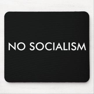 NINGÚN SOCIALISMO TAPETE DE RATÓN