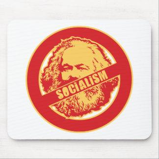 Ningún socialismo mouse pad