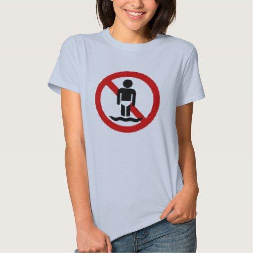 Ningún Speedo Camiseta