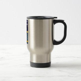 Ningún submarino enemigo se atreverá la elevación  taza de café