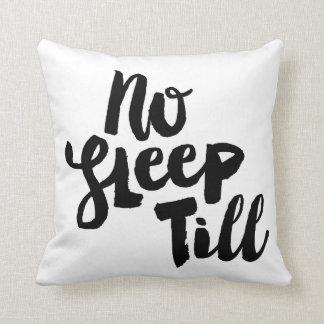 Ningún sueño labra - la almohada
