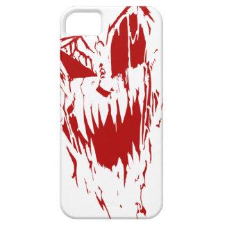 Ningún sueño - rojo en la caja blanca del iPhone 5 iPhone 5 Cárcasas