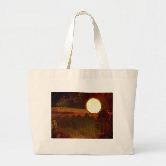 Ningún Sun ninguna luna Bolsa De Mano