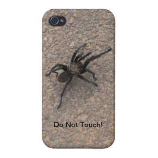 ¡Ningún tacto mi teléfono! iPhone 4/4S Funda