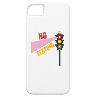 Ningún Texting iPhone 5 Protector