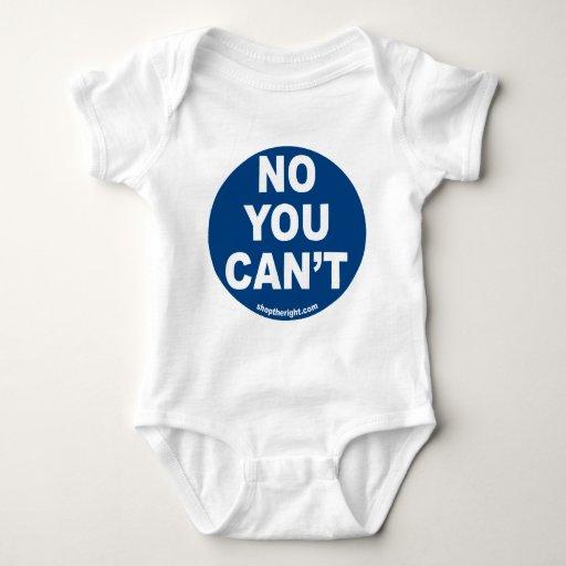 Ningún usted no puede enredadera infantil body para bebé