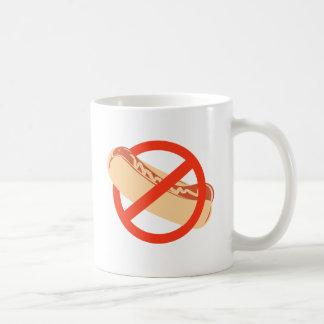 NINGÚN WEINERS TAZA DE CAFÉ