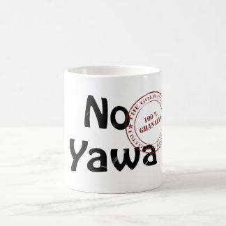 ningún yawa taza de café