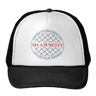 Ninguna amnistía gorro
