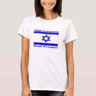 Ninguna arma formada contra Israel prosperará Playera