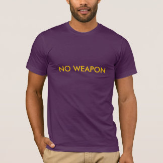¡Ninguna arma formada contra usted prosperará! Playera