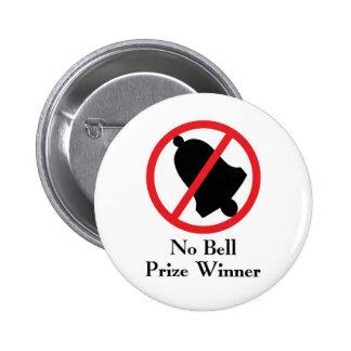 Ninguna Bell Pin