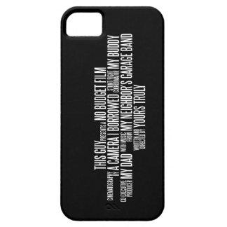 Ninguna caja del teléfono de la película del iPhone 5 carcasa