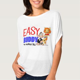 NINGUNA camisa de los negocios de MONO