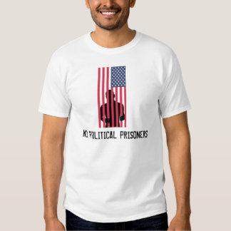 NINGUNA camiseta de los PRESOS POLÍTICOS Playeras