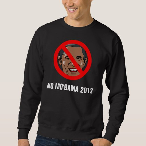 NINGUNA camiseta larga de la manga de MO'BAMA 2012 Jersey