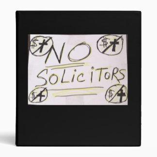 Ninguna carpeta de los abogados