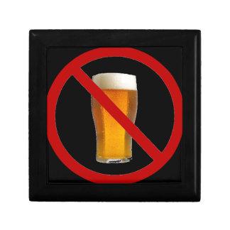 """Ninguna cerveza "" Caja De Recuerdo"