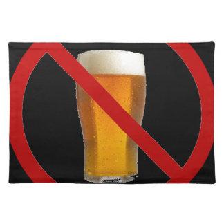 """""""Ninguna cerveza """" Mantel"""