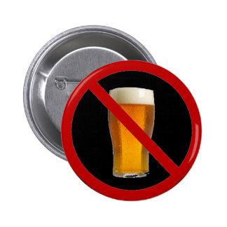 """""""Ninguna cerveza """" Pin"""