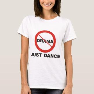Ninguna danza del drama apenas playera