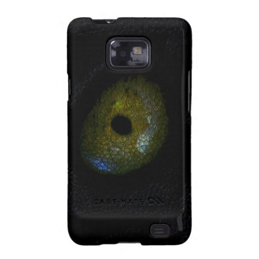 Ninguna espera… Un teléfono del ojo Galaxy SII Funda