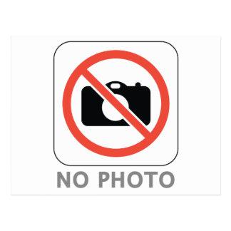 Ninguna foto postal