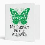 Ninguna gente perfecta permitida