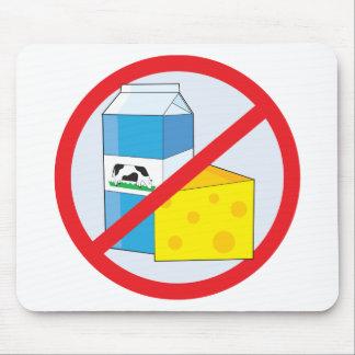 Ninguna lechería alfombrilla de raton