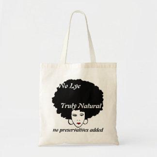 Ninguna lejía verdaderamente natural ningún bolso