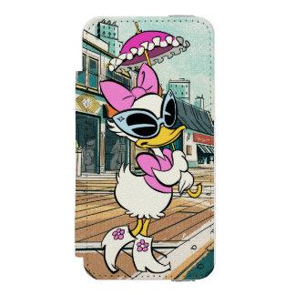 Ninguna margarita del servicio el | con el funda billetera para iPhone 5 watson