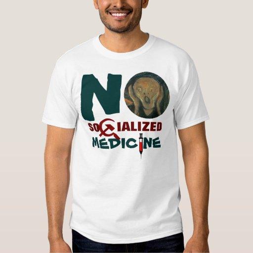 Ninguna medicina socializada polera