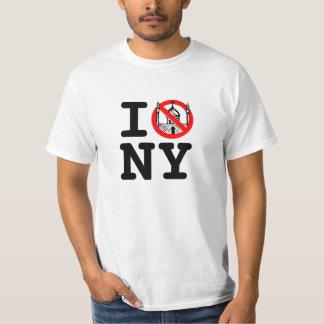 Ninguna mezquita NY Remeras