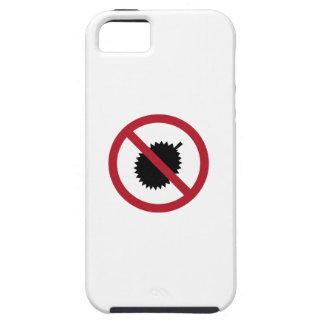 Ninguna muestra de los Durians (1), Singapur iPhone 5 Case-Mate Protector