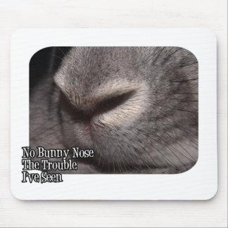 Ninguna nariz del conejito el problema que he mousepad