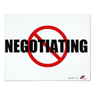 Ninguna negociación anuncios personalizados