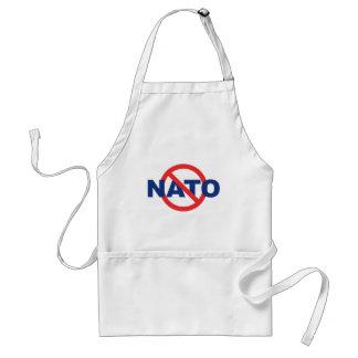 Ninguna OTAN Delantal