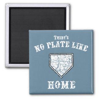 Ninguna placa tiene gusto a casa imanes para frigoríficos