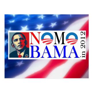 Ninguna postal del MES Bama en 2012