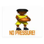 Ninguna presión postal
