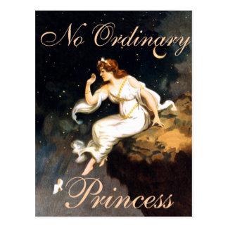 Ninguna princesa ordinaria postal