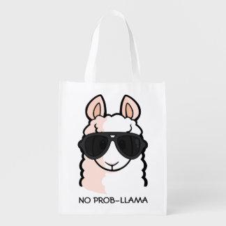 Ninguna Prob-Llama Bolsas De La Compra