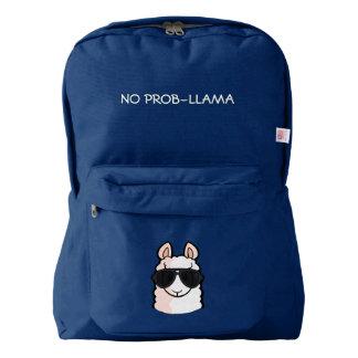 Ninguna Prob-Llama Mochila