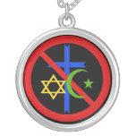 Ninguna religión pendiente personalizado
